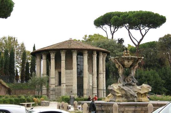 tempio ercole vincitore - Rome private tour