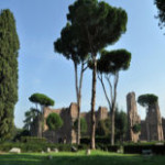 Terme di Caracalla - Rome private tour