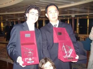 Адел Каранов - награда фестивал на модерното изкуство в Картаген