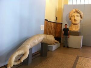 Ачеа музей Монтемартини - Италия - Екскурзовод в Рим