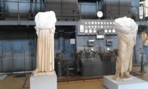 Електро централа музей Монтемартини - Екскурзия в Рим