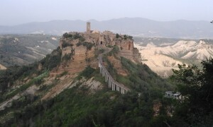 Чивита ди Баньореджо - Лацио Екскурзия в Италия