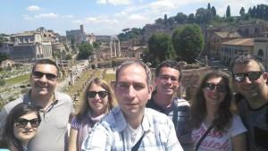 екскурзия римски форум