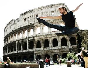 екскурзовод в рим