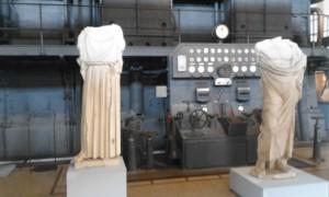 екскурзия в рим Музей електроцентрала Монтемартини 1920