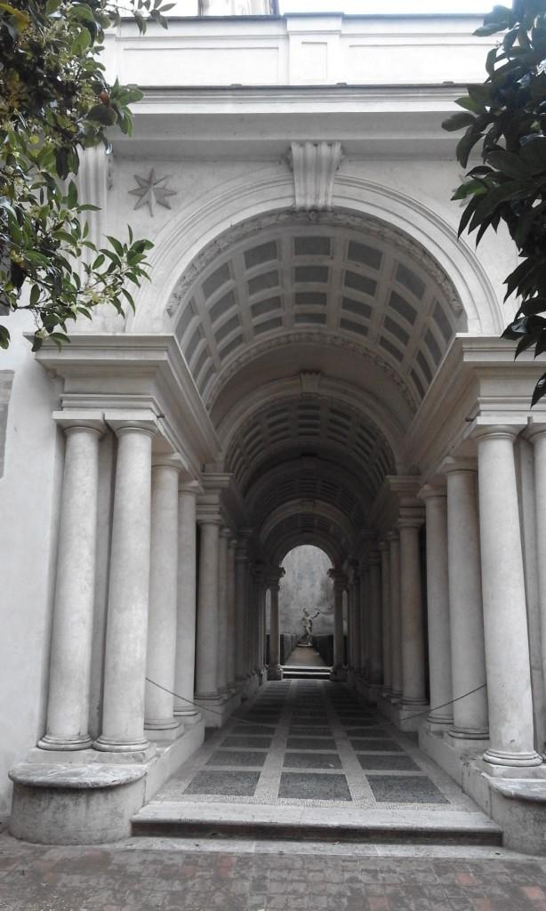 проспектива на борромини рим екскурзия