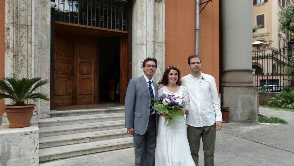 свадбена екскурзия във рим