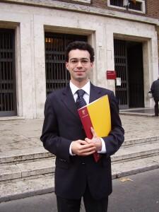 Adel Karanov - Rome private guide