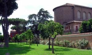 Basilica Santa Sabina Rome car excursion