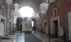 Trajan's Market - Rome car excursion
