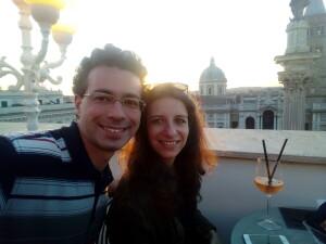 Marzia Fiume - Adel Karanov - Santa Maria Maggiore - Rome