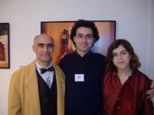 Mohammed Driss - Adel karanov - Kenza Driss - JTC