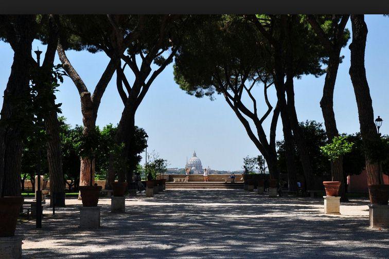 Orange garden - Rome excursions