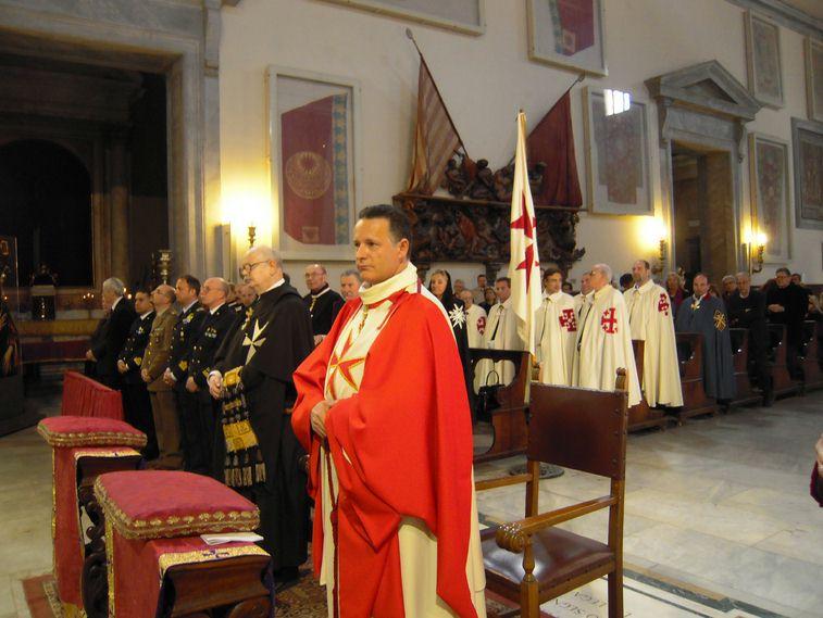 Order of Malta - Rome private tour