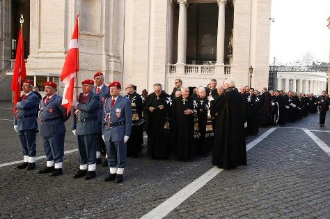 Ordine di Malta celebrazioni a Roma