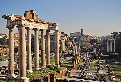 Roman forum - Guide of Rome