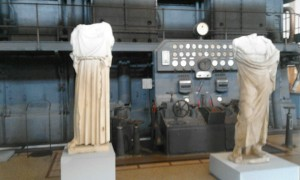 Montemartini gallery Rome private tour