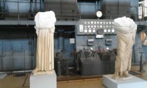 Montemartini gallery - Rome private car tour