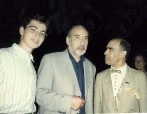 Tahar Ben Jelloun - Adel Karanov - Mohammed Driss - JTC