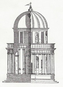 Tempietto del Bramante - Rome tours and guide