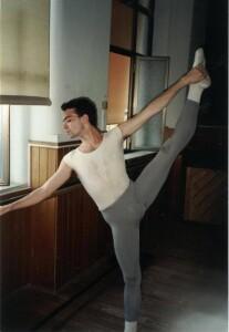 adel karanov - accademia nazionale di danza roma