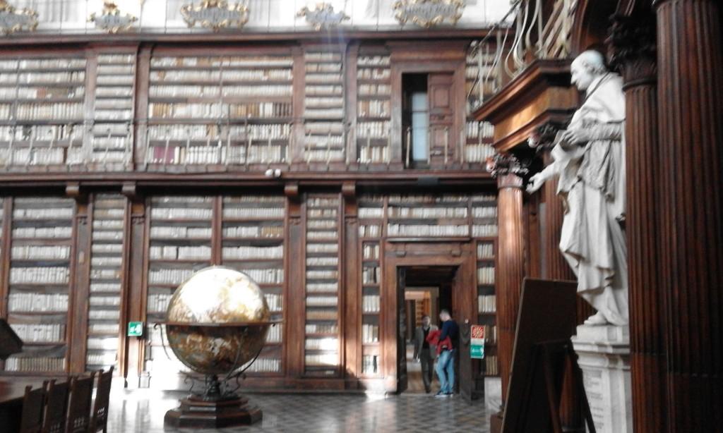 biblioteca casanatense roma