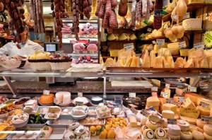 Italian food - private car tours in Rome