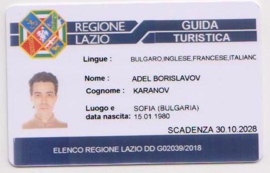 licensed guide vatican and rome