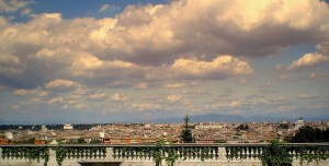 panoramic rome car excursions