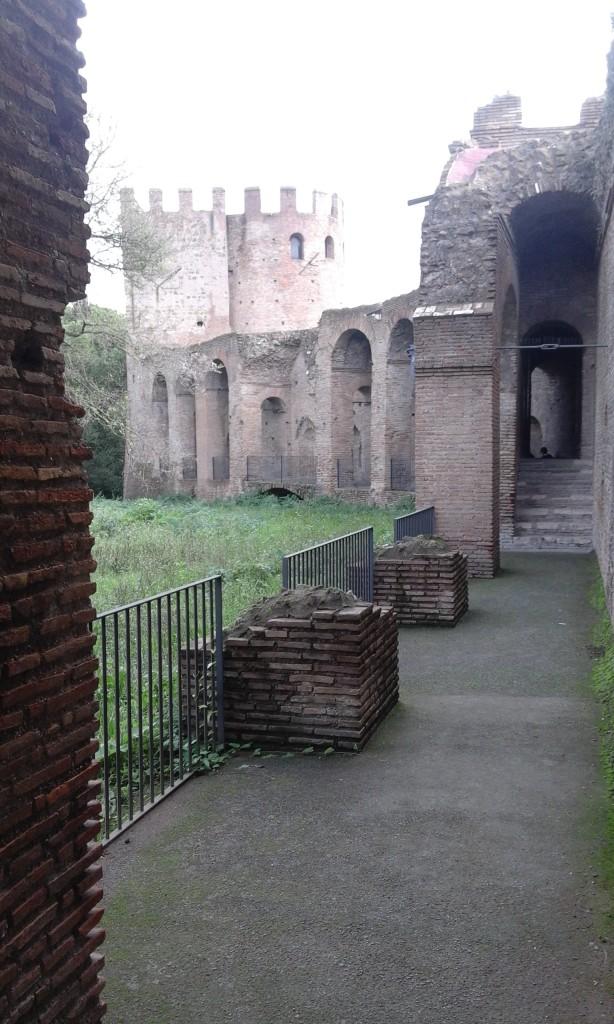 roman walls museum