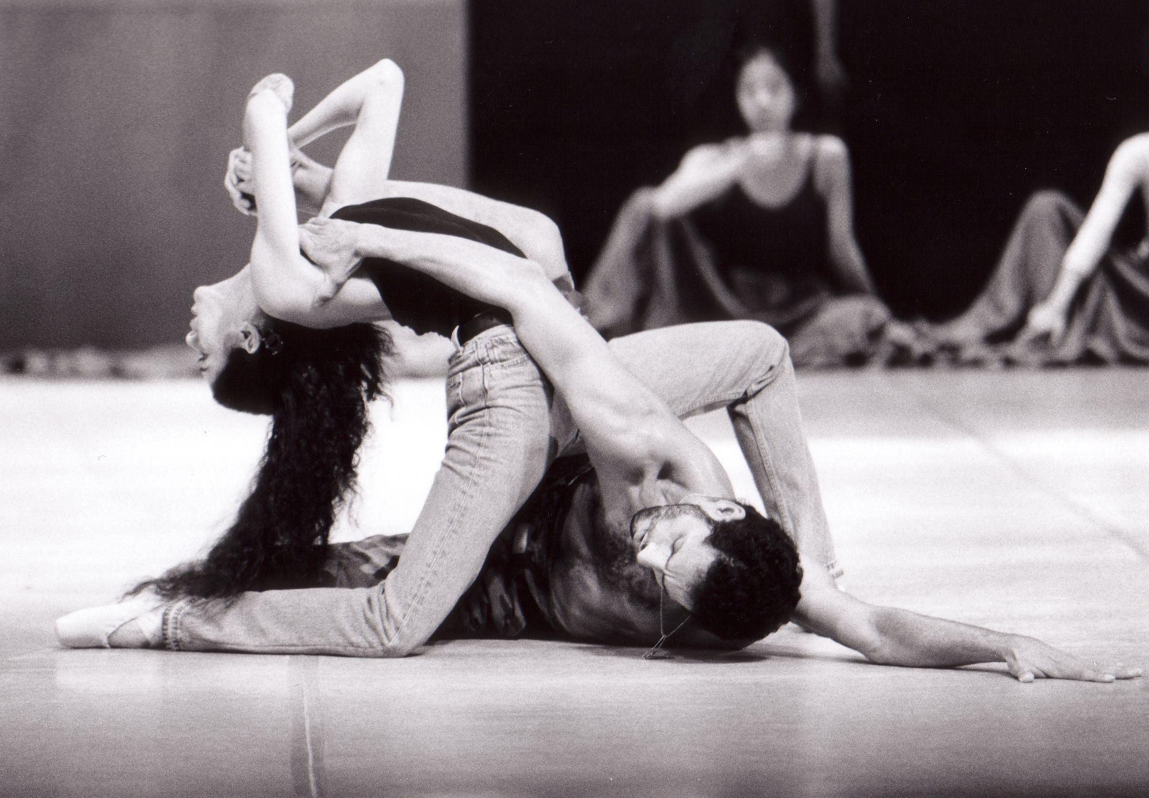 Ванесса Тамбури - Итальянская балерина - Одиссеа