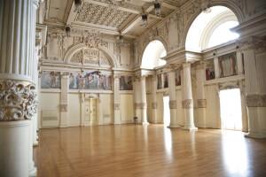 Зала-XVII-Спетември - Театро нуово - Сполето - Умбрия - экскурсии в Италии