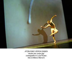 Корпо - Балет в Италии - Фестивал Картагена - Адел Каранов