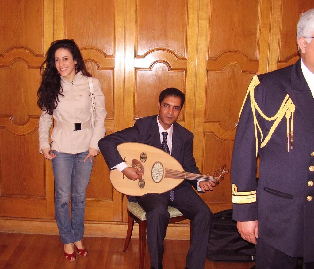 Наелия в посолство на Тунис в Рим - Екскурзии в Италия