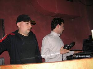 Adel Karanov and Dj Alex Borzi - Italy private tours