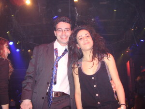 Adel karanov and Eliana song writer - Italy guide