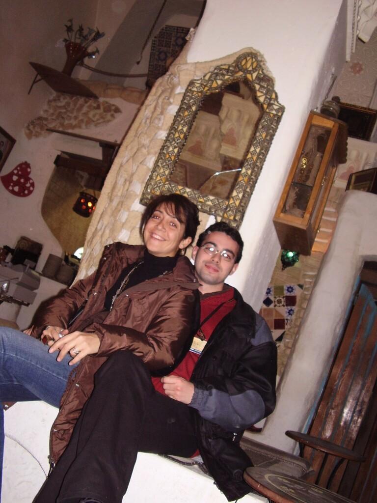 Christiana Milioni and Adel Karanov JTC