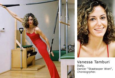 VanessaTamburi Rome Italy