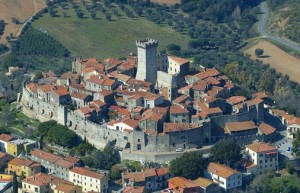 Capalbio - Car tour in Tuscany