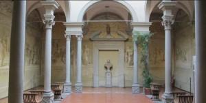 Chiostro dello Scalzo - Florence car tour