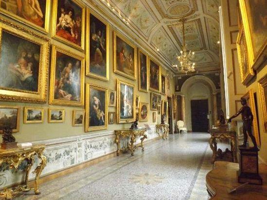 Corsini gallery - Rome private guide