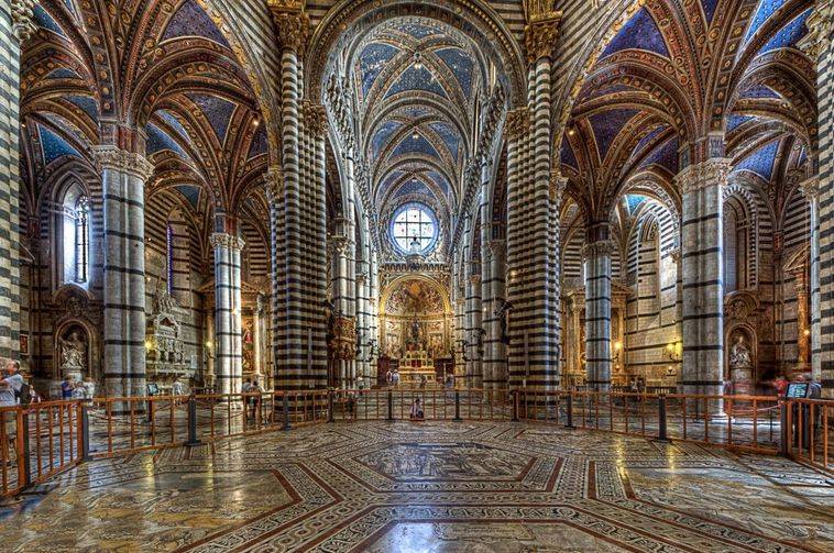 Duomo di Siena - Car tours in Tuscany