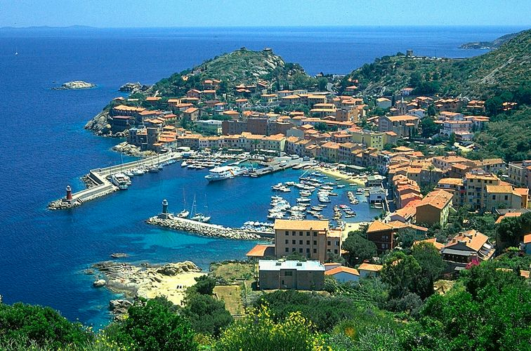 Isola del Giglio - Tuscany car tours