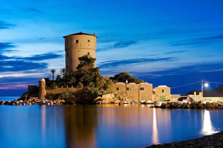Isola del giglio - Toscana
