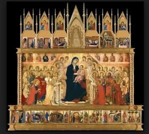 Maesta del Duomo di Siena - Tuscany car excursions