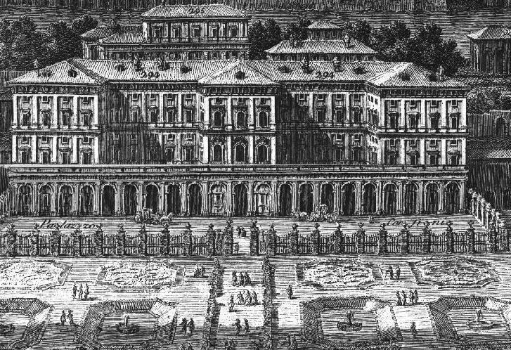 Palazzo Corsini - Rome private tours