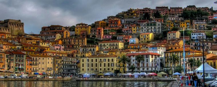 Porto Santo Stefano - Car tours in Tuscany