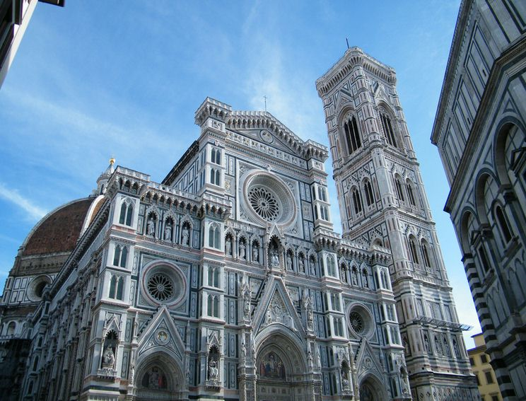 Santa Maria del Fiore - Florence car excursion