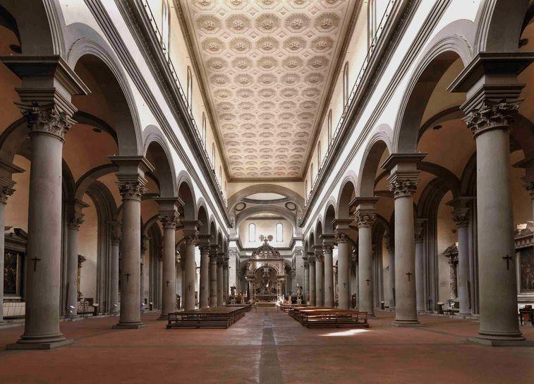 Santo Spirito - Firenze  - Toscana