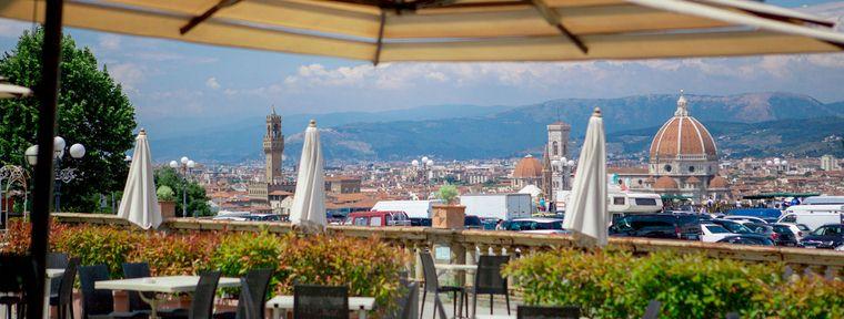 ristorante la loggia - Florence car tours